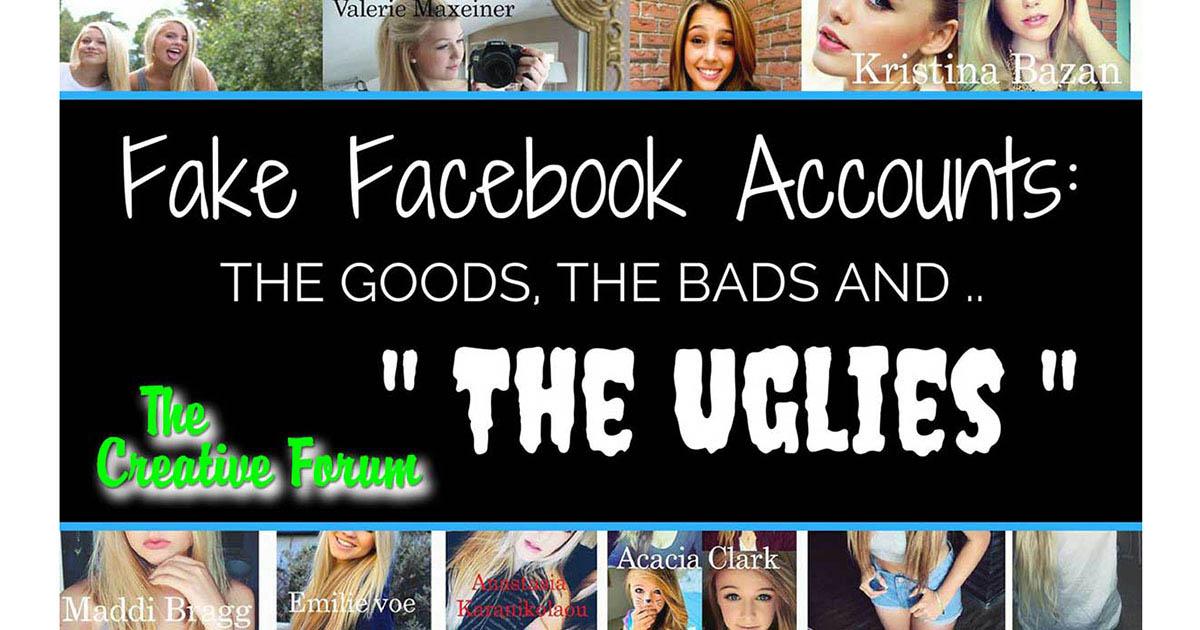fake facebook accounts