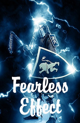 Fearless Photoshop Effect
